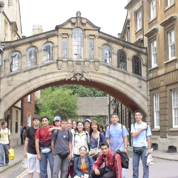 Educational trips to England